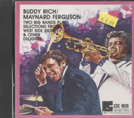 Buddy Rich / Maynard Ferguson CD