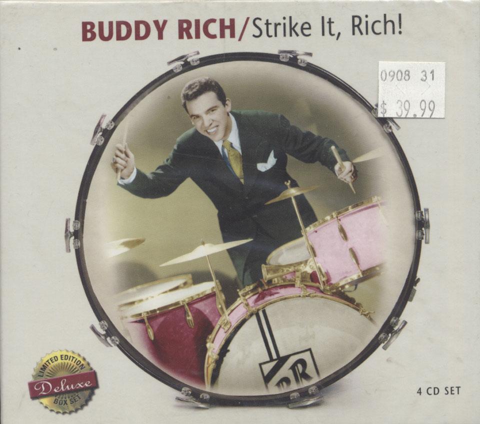 Buddy Rich CD
