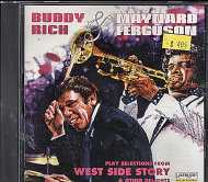 Buddy Rich CD
