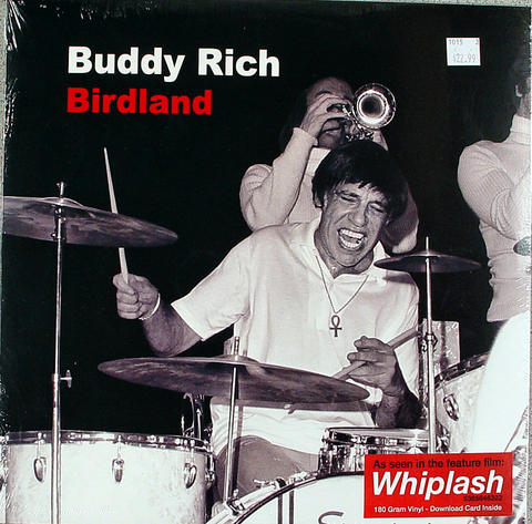 "Buddy Rich Vinyl 12"" (New)"