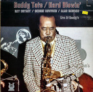 "Buddy Tate Vinyl 12"" (Used)"