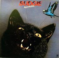 """Budgie Vinyl 12"""" (Used)"""