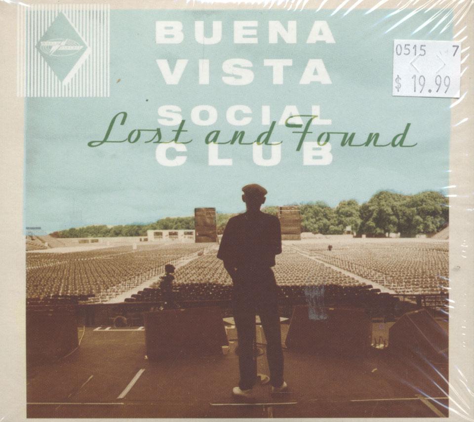 Buena Vista Social Club CD