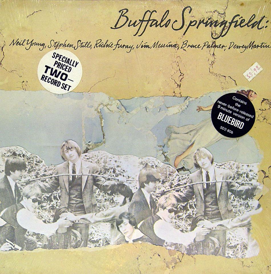 """Buffalo Springfield Vinyl 12"""" (New)"""
