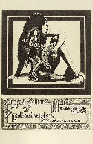 Buffy Sainte-Marie Poster