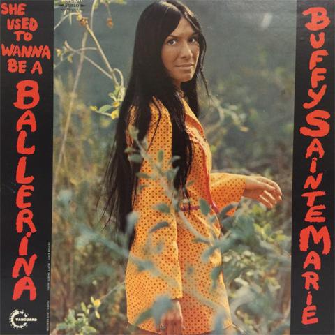 "Buffy Sainte-Marie Vinyl 12"" (Used)"