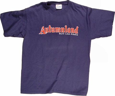 Built Like Alaska Men's Vintage T-Shirt