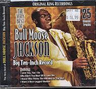 Bull Moose Jackson CD