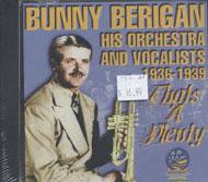 Bunny Berigan CD