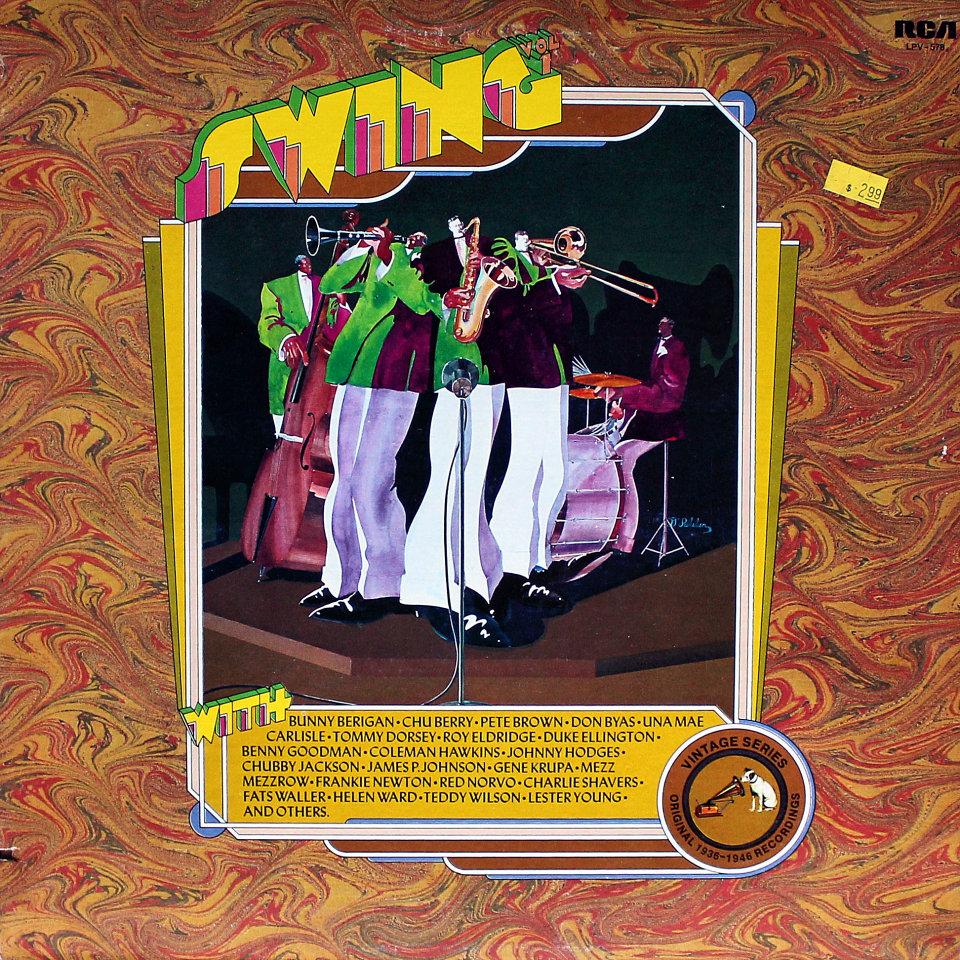 "Bunny Berigan Vinyl 12"" (Used)"