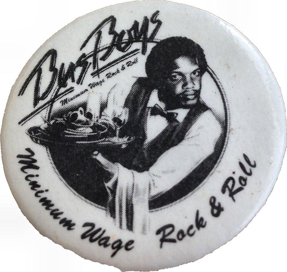 Bus Boys Pin