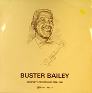 """Buster Bailey Vinyl 12"""" (Used)"""