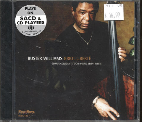 Buster Williams CD