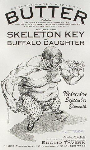 Butter Handbill