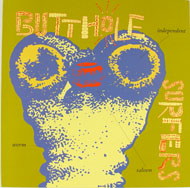 Butthole Surfers Album Flat