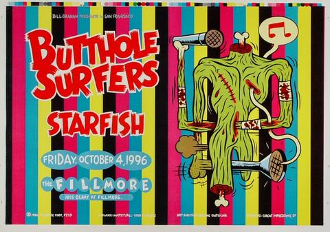Butthole Surfers Proof