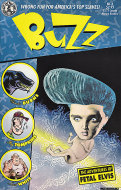 Buzz #3 Comic Book