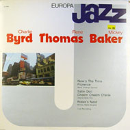 "Byrd / Thomas / Baker Vinyl 12"" (Used)"