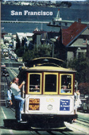 Cable Car Magnet