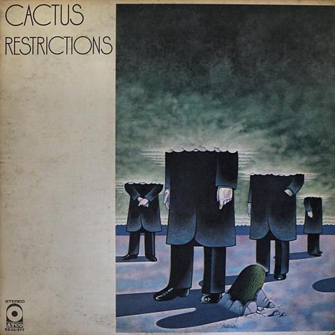 """Cactus Vinyl 12"""" (Used)"""