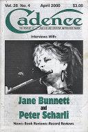 Cadence Magazine April 2000 Magazine