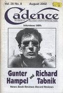 Cadence Magazine August 2002 Magazine