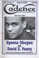 Cadence Magazine August 2005 Magazine