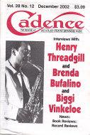 Cadence Magazine December 2002 Magazine