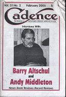 Cadence Magazine February 2005 Magazine