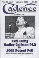 Cadence Magazine January 2002 Magazine