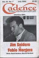 Cadence Magazine July 2000 Magazine