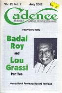 Cadence Magazine July 2002 Magazine