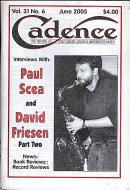 Cadence Magazine June 2005 Magazine