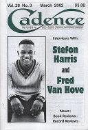 Cadence Magazine March 2002 Magazine