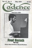 Cadence Magazine May 2001 Magazine
