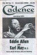 Cadence Magazine November 2002 Magazine