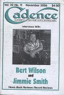 Cadence Magazine November 2005 Magazine