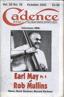 Cadence Magazine October 2002 Magazine