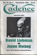 Cadence Magazine September 1999 Magazine