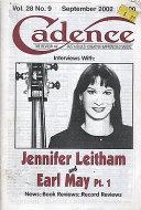 Cadence Magazine September 2002 Magazine