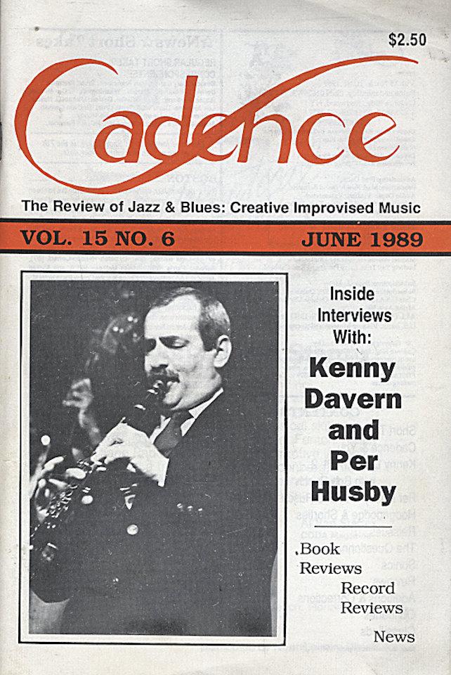 Cadence Vol. 15 No. 6
