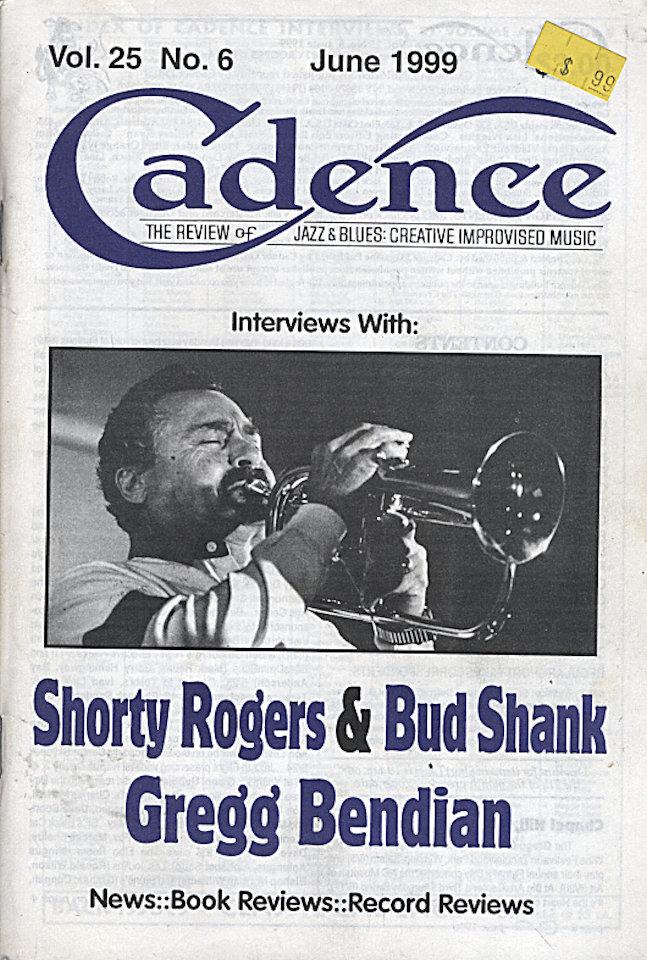 Cadence Vol. 25 No. 6