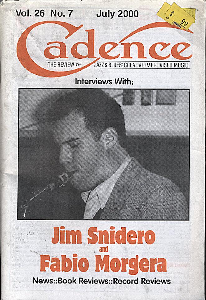 Cadence Vol. 26 No. 7
