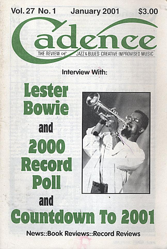 Cadence Vol. 27 No. 1
