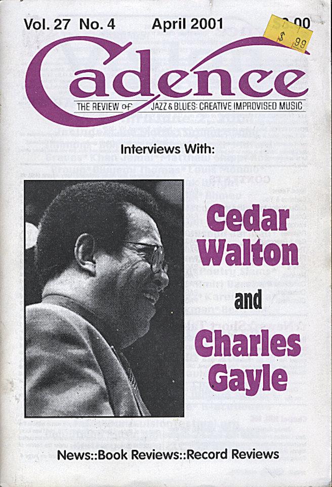 Cadence Vol. 27 No. 4