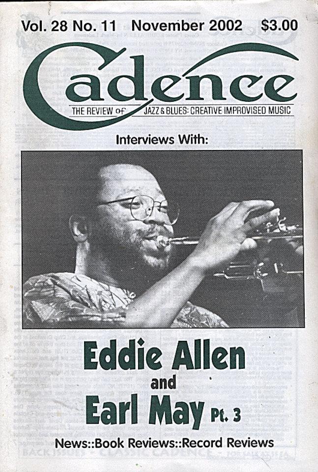 Cadence Vol. 28 No.11