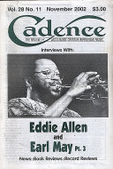 Cadence Vol. 28 No.11 Magazine