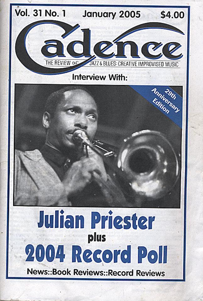 Cadence Vol. 31 No. 1