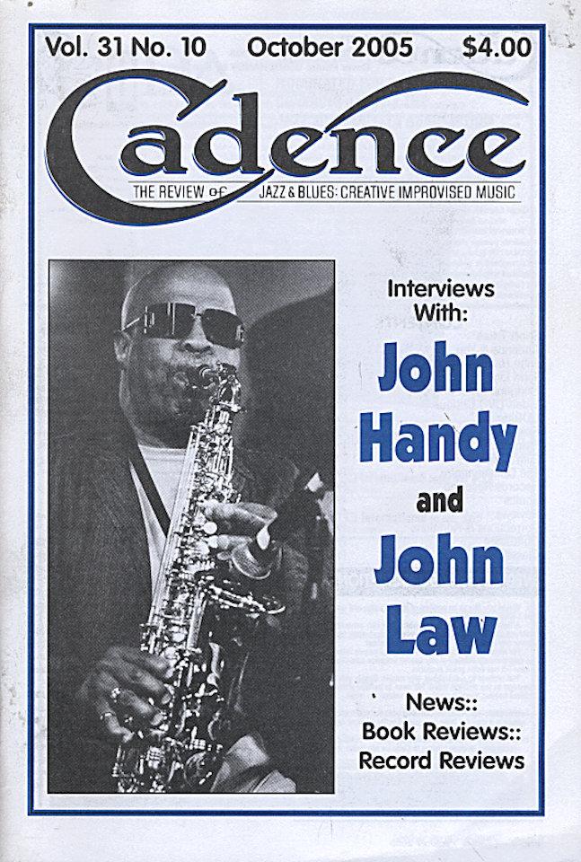 Cadence Vol. 31 No. 10