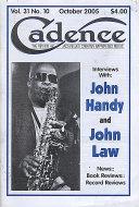 Cadence Vol. 31 No. 10 Magazine